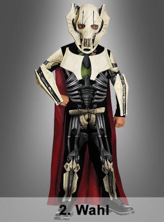 General Grievous Kinderkostüm Star Wars 2. Wahl