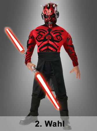 2. Rate - Darth Maul child muscle chest costume