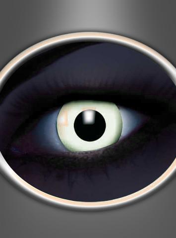 Kontaktlinsen UV Weiss