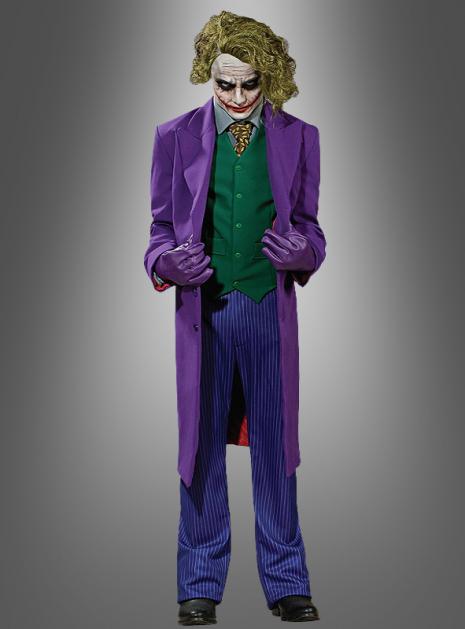 Joker Super Deluxe Kostüm The Dark Knight