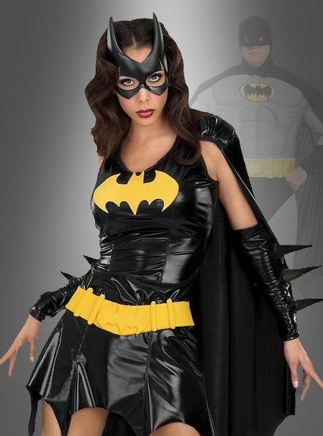 Original Deluxe sexy Batgirl Kostüm