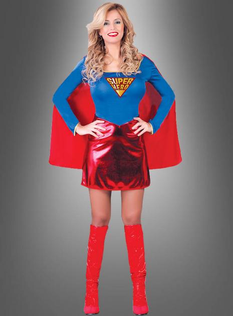 Superhelden Kostüme für Frauen