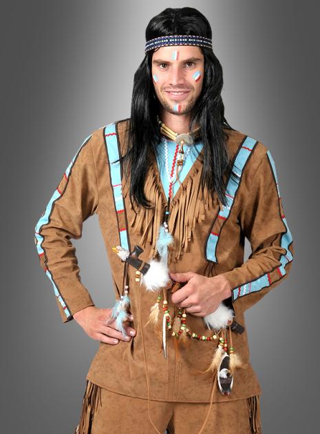 Indianer & Cowboy Kostüme