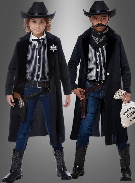 Cowboy Kostüme für Kinder