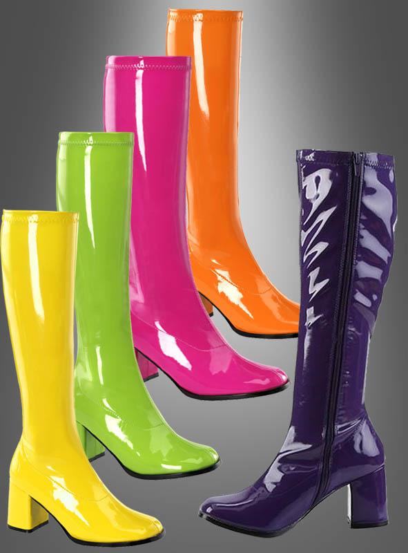 70er Für Verschiedenen Farben Jahre Stiefel Damen In BodxWerC