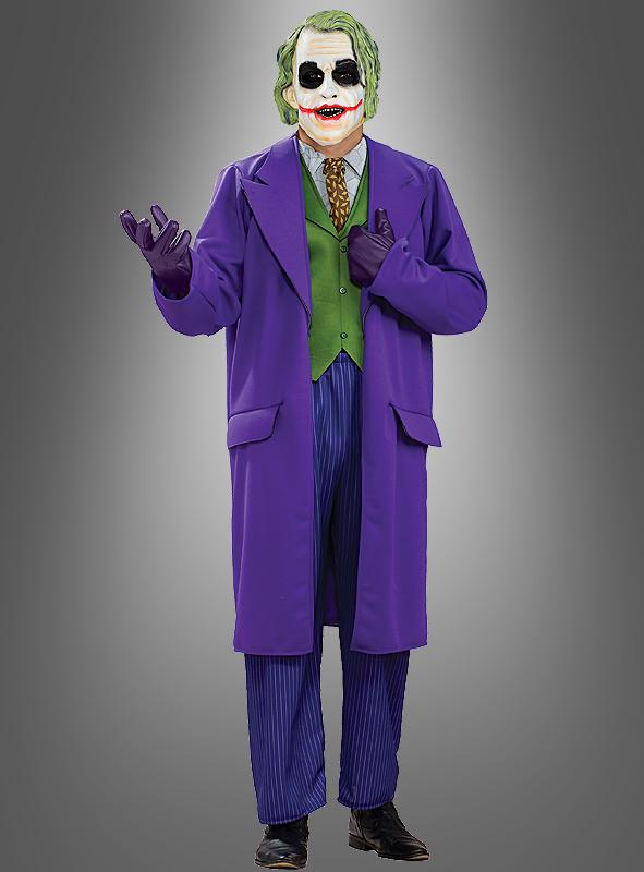 Deluxe Joker Kostum Aus Batman The Dark Knight Erwachsene
