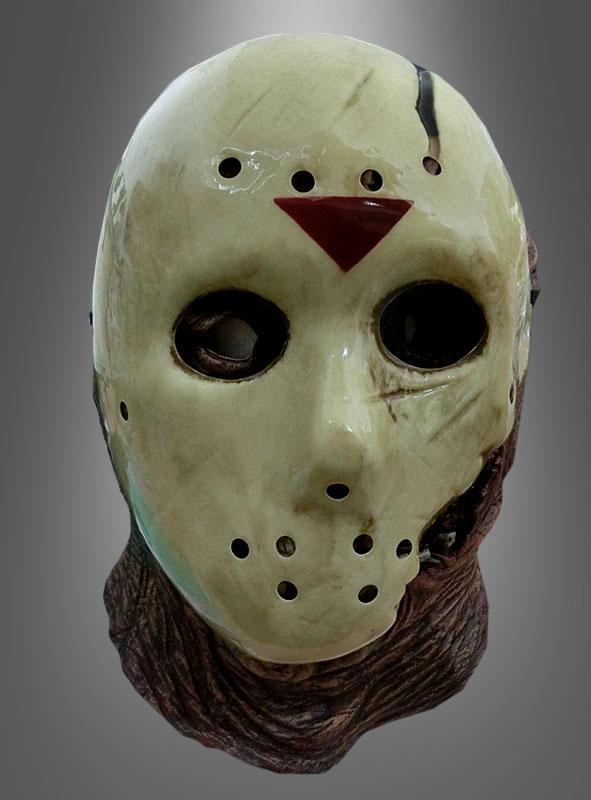 Freitag Der 13 Jason Horror Latexmaske