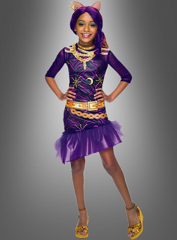 Monster High Kostüm Mädchen Bei Kostümpalastde