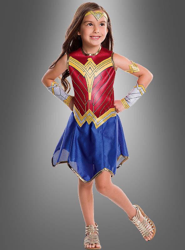 Wonderwoman Kinderkostüm Aus Dem Film Justice League