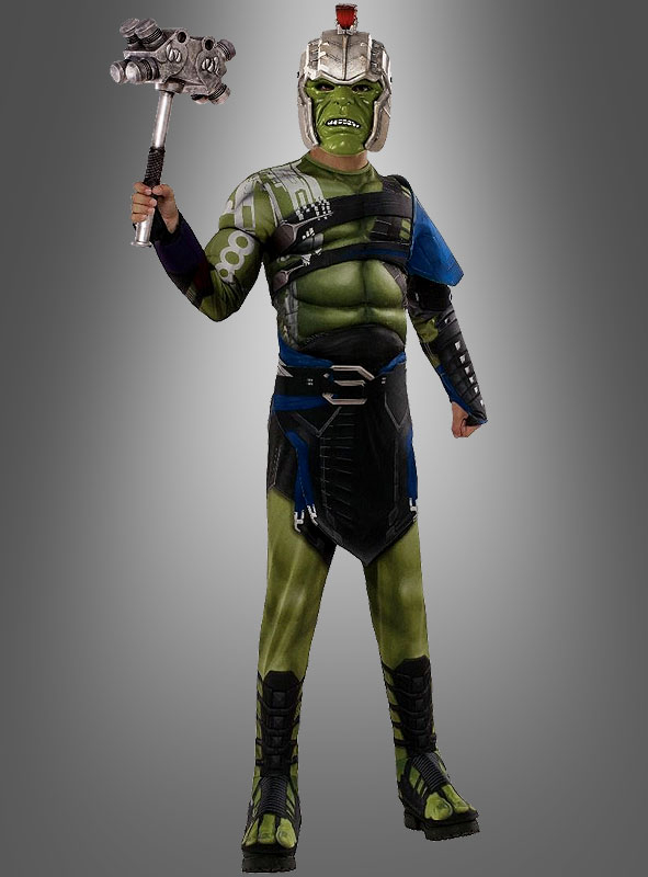 35e0bb2ee19 Hulk Costume Gladiator for Children » Kostümpalast.de