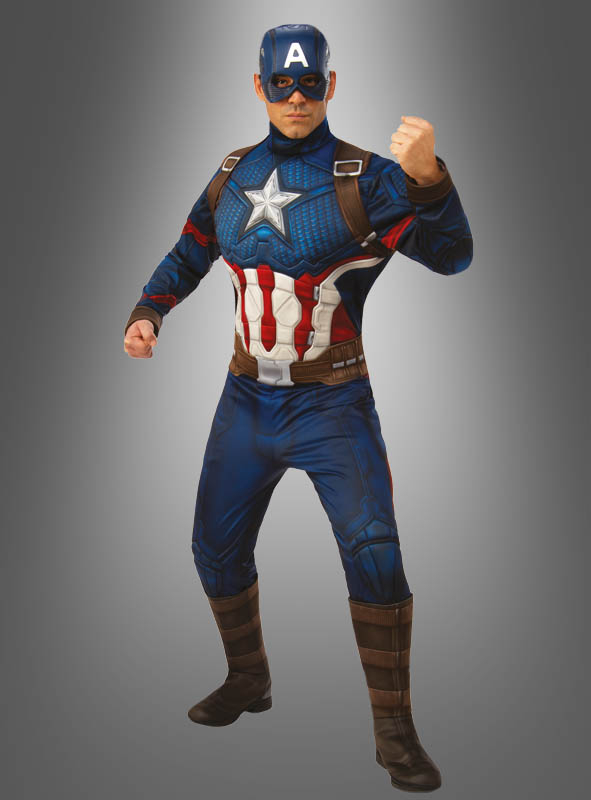 Kostüm Captain America Herren Kostümpalast Für » yf7b6g