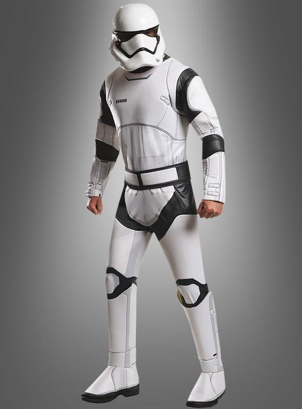 Star Wars Herren Deluxe Kostüm Stormtrooper