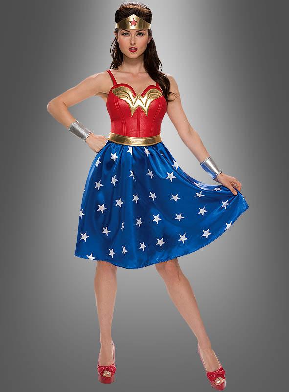 Klassisches Wonder Woman Kostüm
