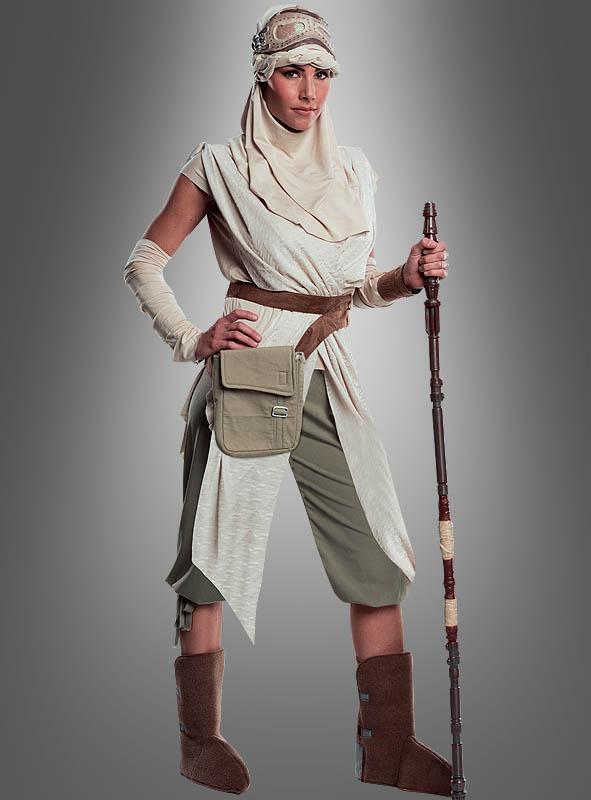 star wars rey super deluxe kostum