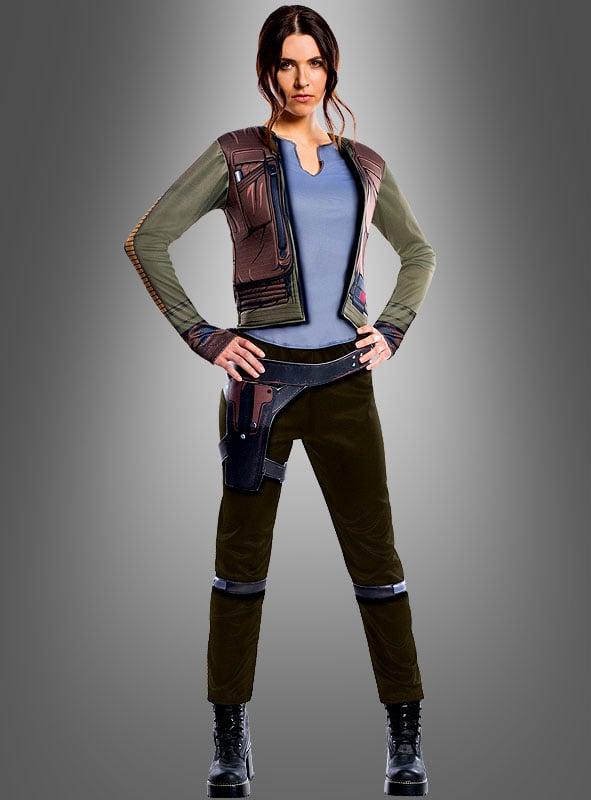 star wars rogue one jyn erso kostum erwachsene