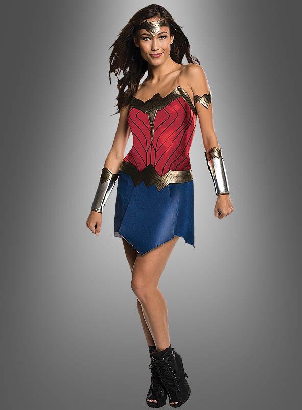 Sexy Wonder Woman Für Damen Bei Kostümpalast
