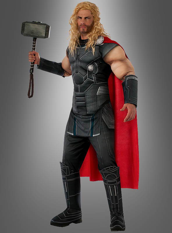 600a1611617 Thor Costume for Men Marvel Superhero » Kostümpalast.de