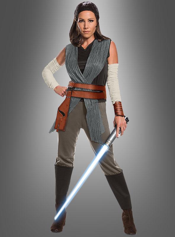 Rey Kostüm Deluxe aus Star Wars VIII bei Kostümpalast