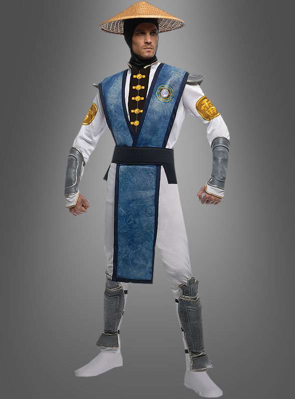 Raiden Costume Mortal Kombat