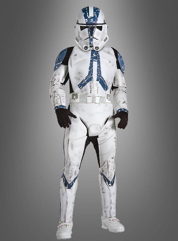 3882015 Clonetrooper DELUXE Child 5-7 Jahre Kinder Kostüm Star Wars