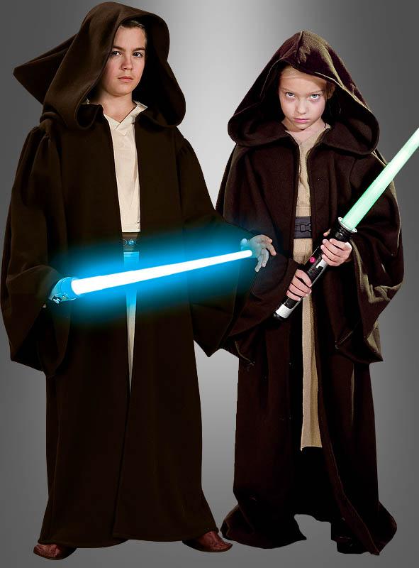 Jedi Kostüm Star Wars Bei Kostümpalastde