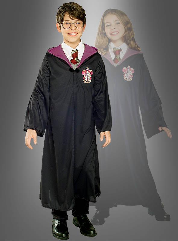 Harry Potter Hermione Robe  sc 1 st  Kostümpalast & Harry Potter Kostüm Gryffindor Robe - Kostuempalast.de