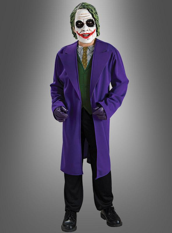 joker kostum aus batman the dark knight teen