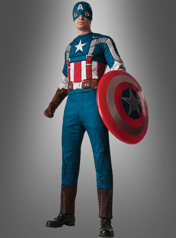 Captain America Kostüm