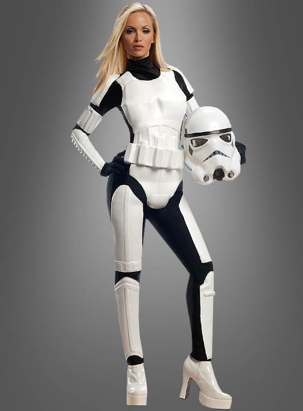 Stormtrooper Jumpsuit Women Kostümpalastde