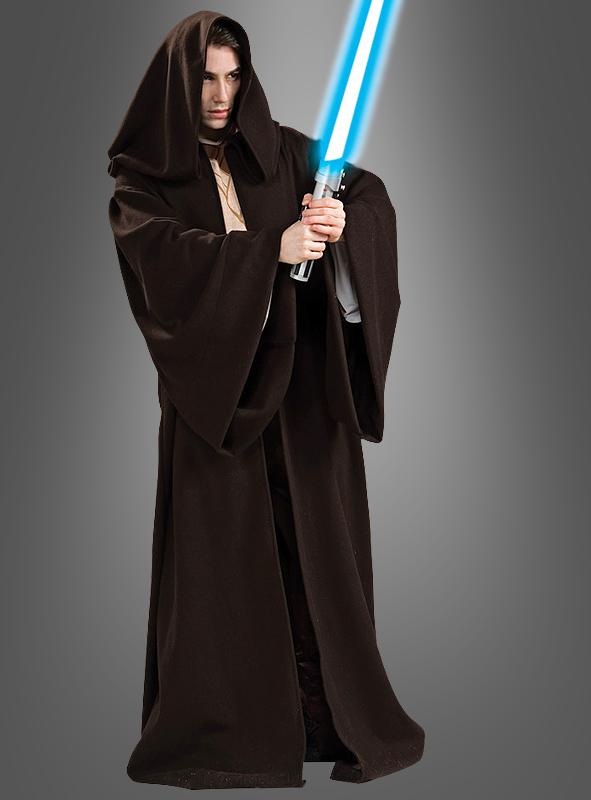 Jedi Robe Deluxe Jedi Kostüm Für Herren Star Wars