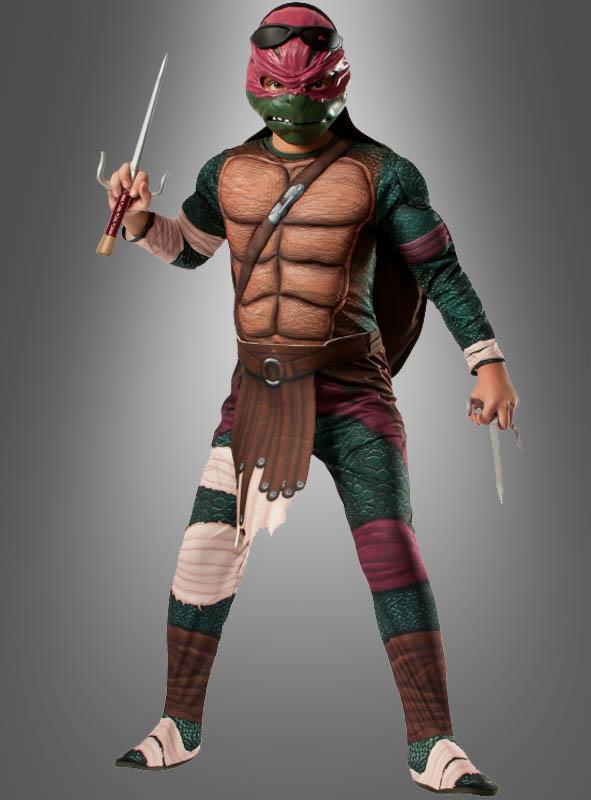 kostum ninja turtle