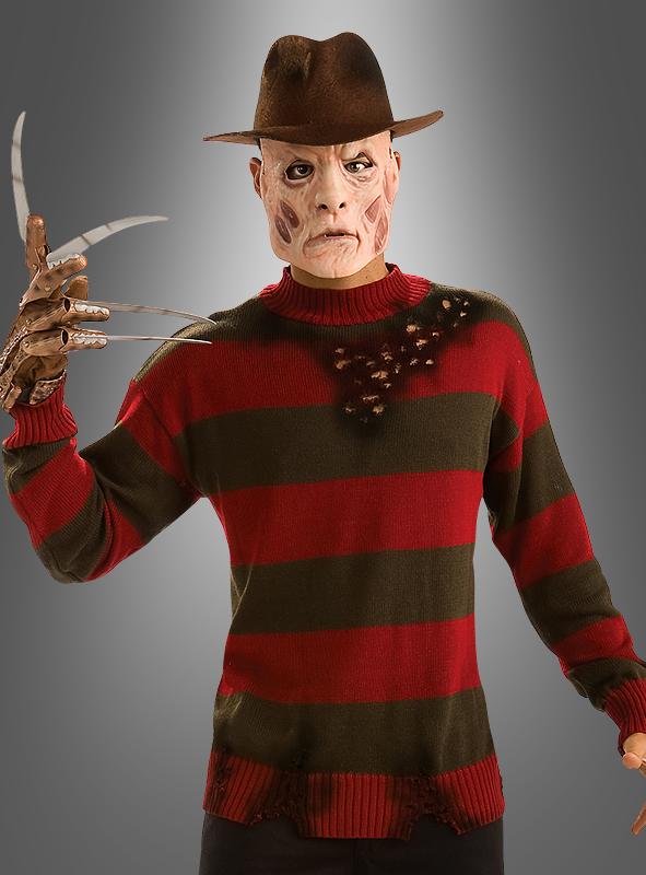 Freddy Krueger Deluxe Sweater Kostümpalastde