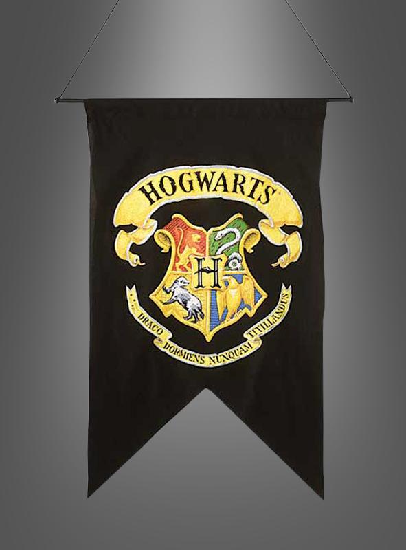 harry potter wappen hogwarts wanddeko. Black Bedroom Furniture Sets. Home Design Ideas