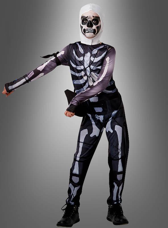 Skull Trooper Fortnite Costume Children