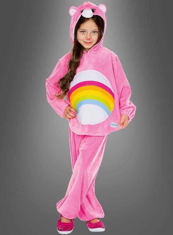 Care Bears Cheer Bear Costume Pink