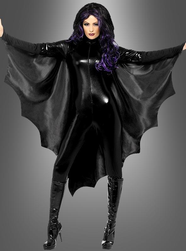 Fledermaus Kostum Fur Damen Bei Kostumpalast De