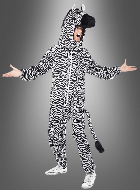 Zebra Kostum Herren Bei Kostumpalast De