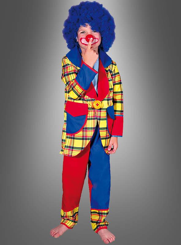 Carnival Clown For Girls And Boys Kostumpalast De