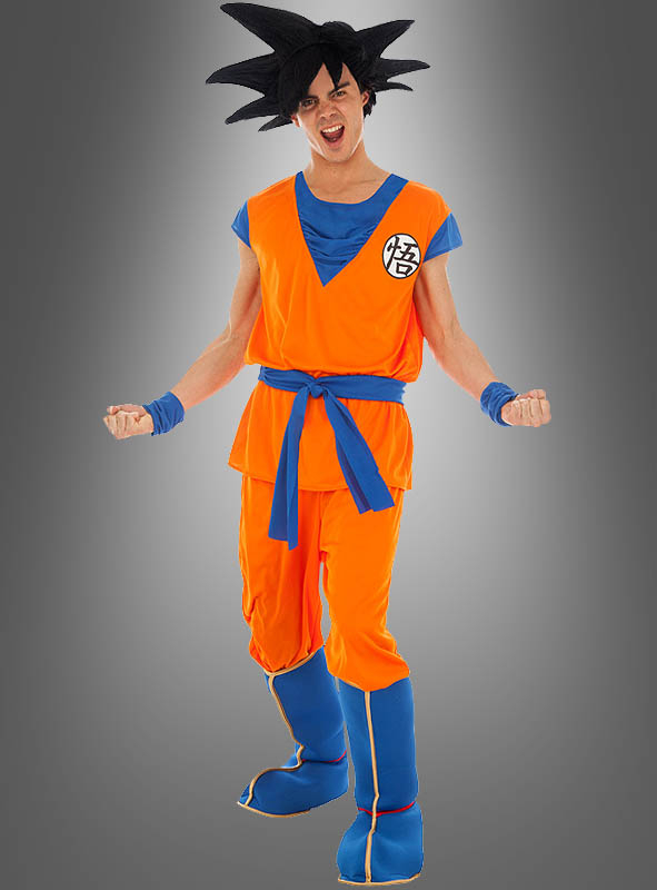Son Goku Kostum Fur Herren Bei Kostumpalast