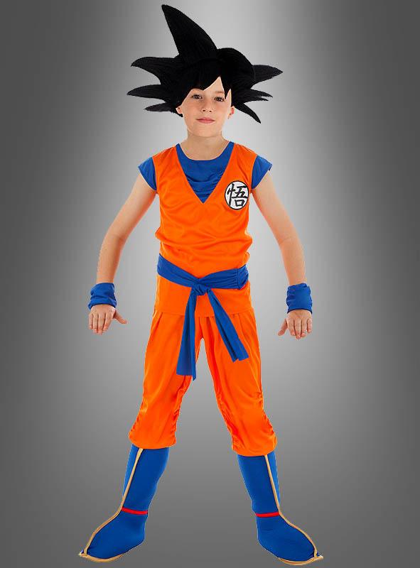 3d32a25f55fb5 Son-Goku Kostüm Kinder bei » Kostümpalast.de