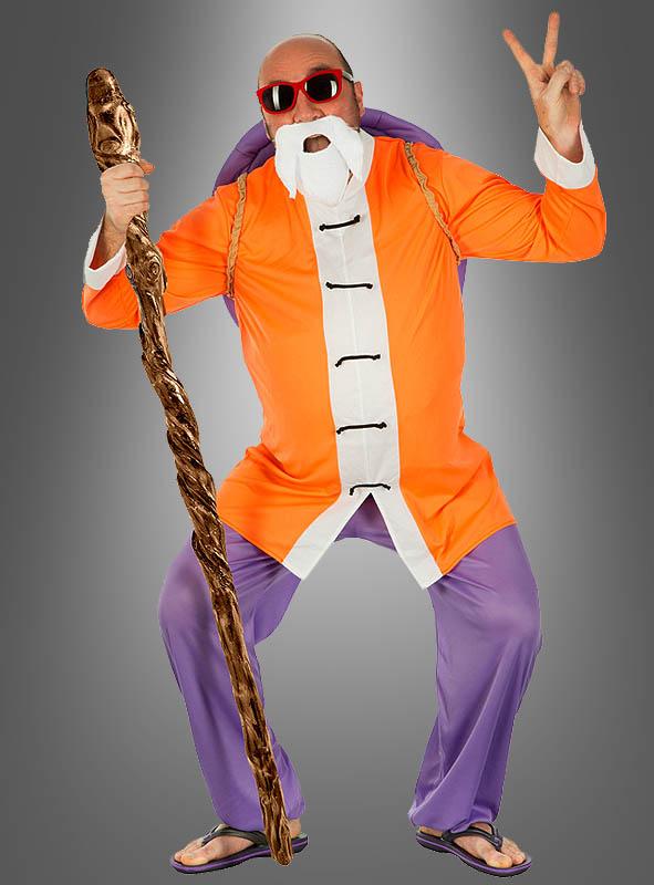 Dragon Ball Z Kostüm Muten Roshi Für Erwachsene