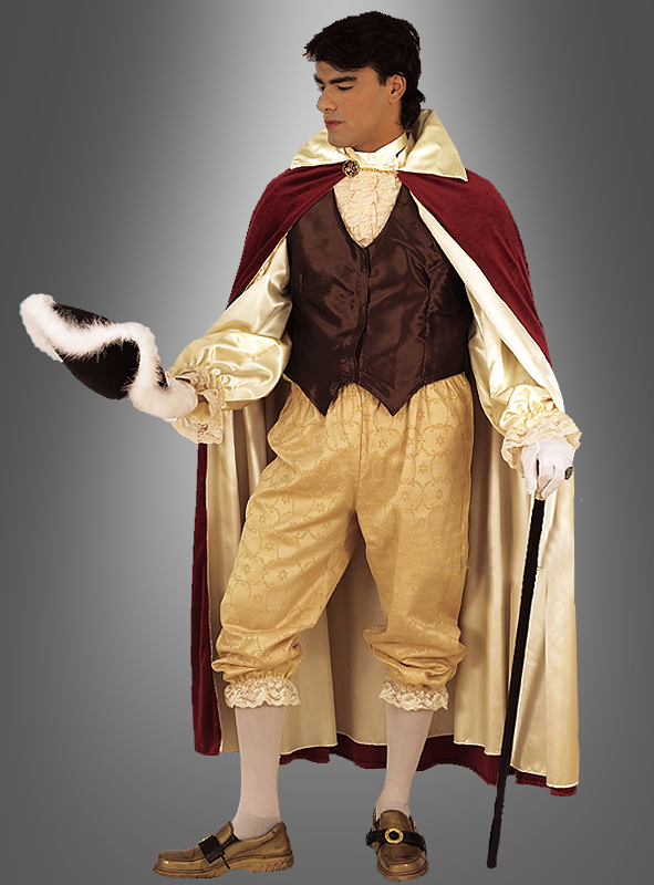 Casanova Kostüm Deluxe