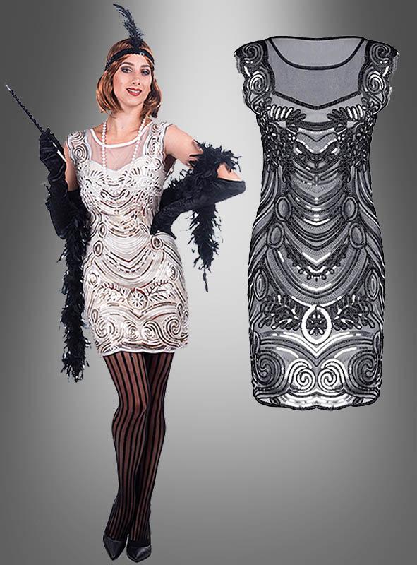 Luxuriöses Paillettenkleid Jessie