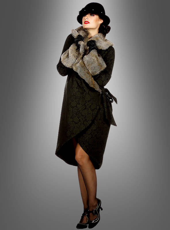 20er Jahre Mantel Polly Luxus bei » Kostümpalast