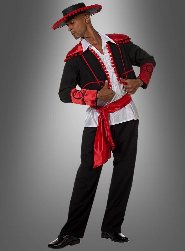 kostüm spanierin selber machen