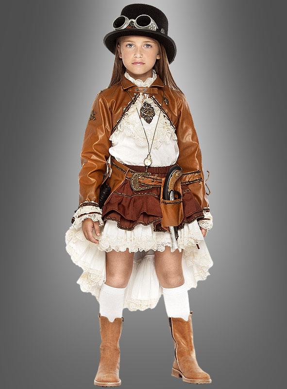 f13ba9e2e Steampunk Girl Costume Deluxe » Kostümpalast.de
