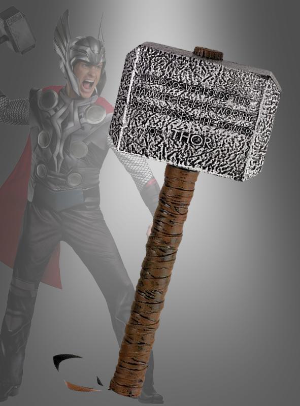 thors hammer marvel bei kostuempalast de