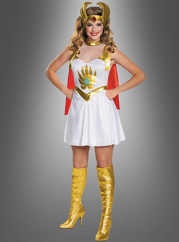 She Ra Kostüm Aus He Man Bei Kostümpalastde