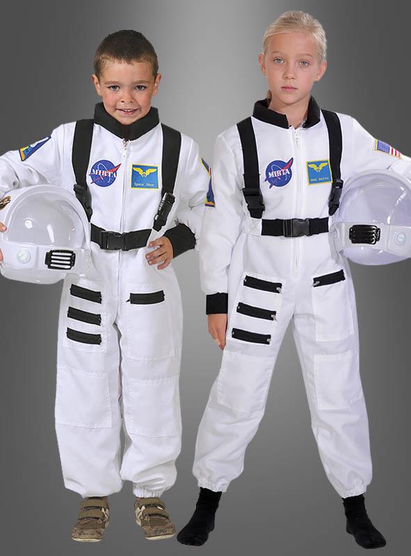 Astronautenkostüm für Kinder bei Kostü
