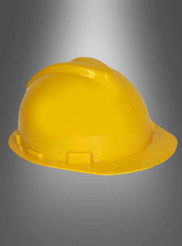Bauarbeiter Helm Zum Karnevalskostum Bei Kostumpalast